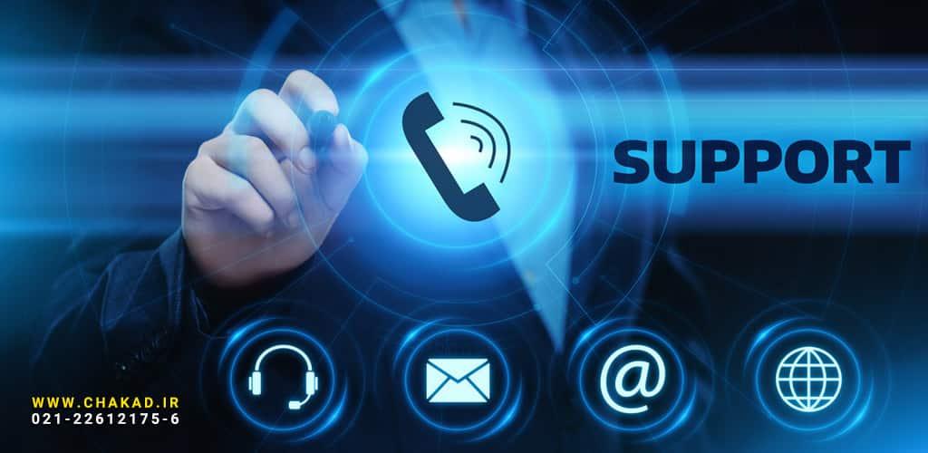 سرویس، نگهداری و پشتیبانی IT شبکه های کامپیوتری_مخابراتی