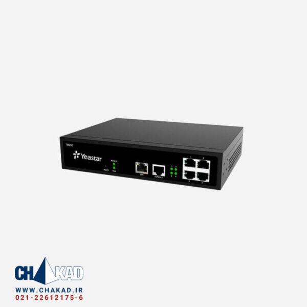 VoIP GSM Gateway TB200