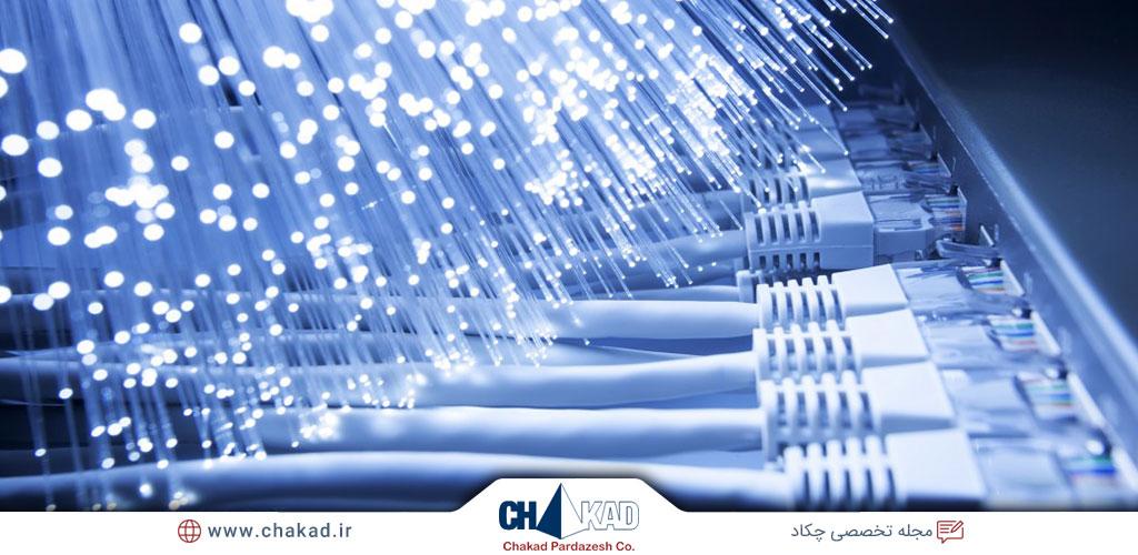 اینترنت فیبر نوری در ایران