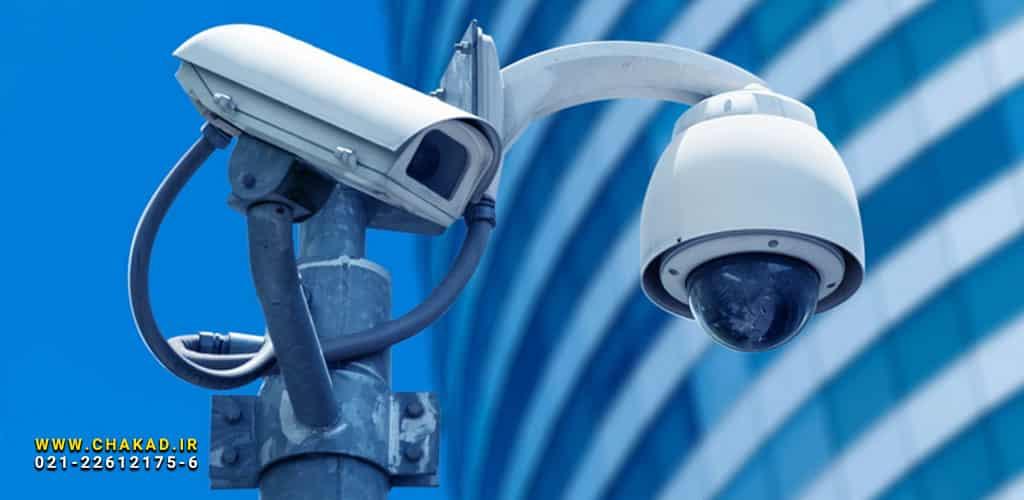 مشاوره، طراحی و پیاده سازی سیستم های نظارت تصویری