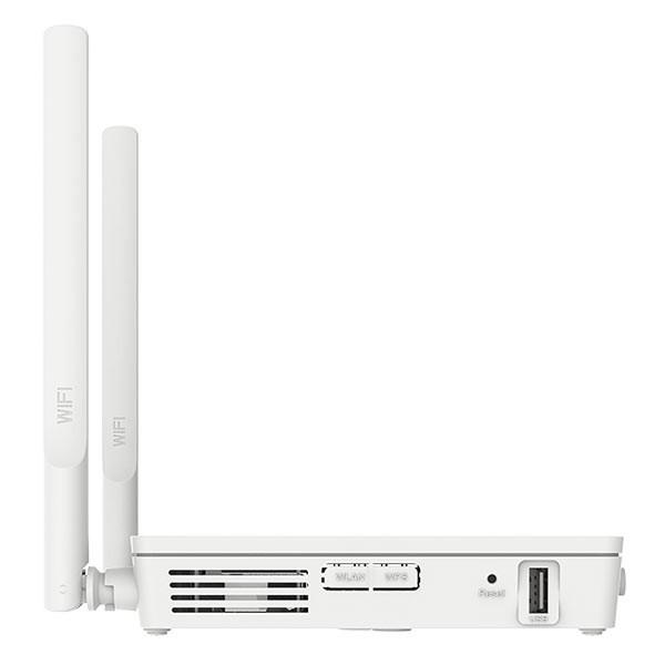 مودم فیبر نوری ONT چهار پورت اترنت 2 پورت پان دو آنتن هواوی EchoLife HG8245H
