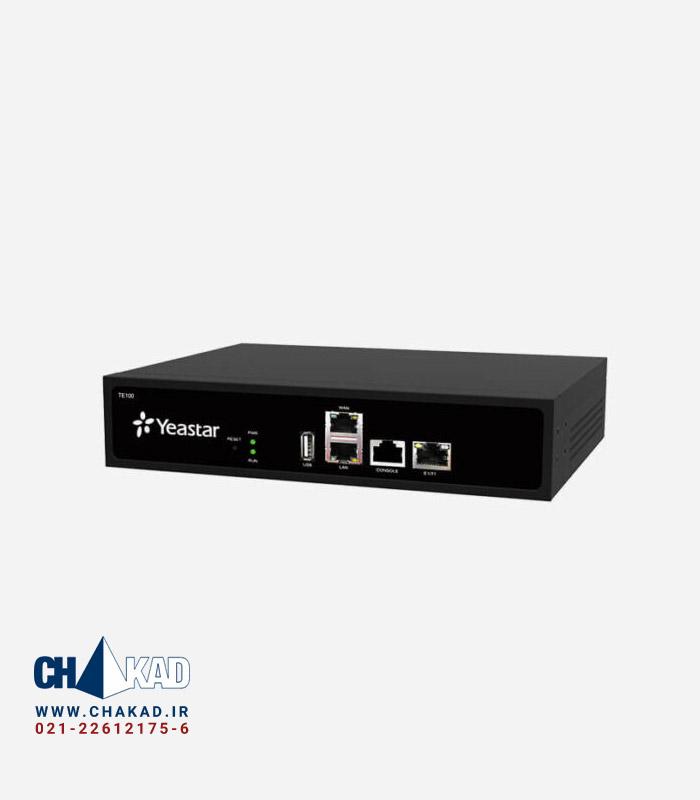 VoIP GSM Gateway TE100