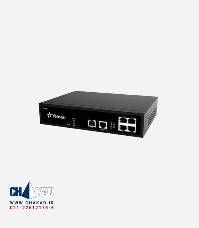 VoIP GSM Gateway TB400