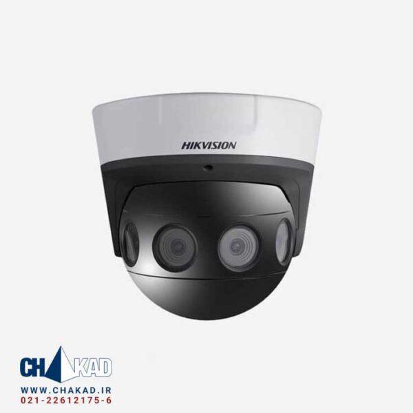 دوربین اسپید دام 8 مگاپیکسل هایک ویژن مدل DS-2CD6924F-IS