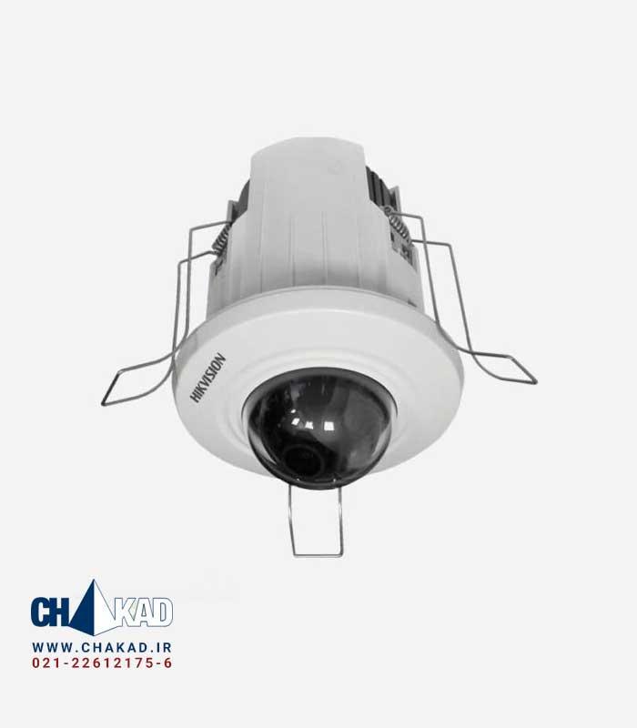 دوربین دام 2 مگاپیکسل هایک ویژن مدل DS-2CD2E20F-W