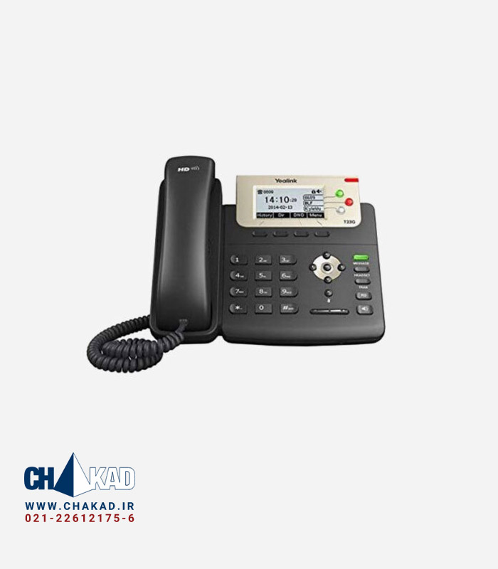 تلفن IP رومیزی Yealink مدل T23G