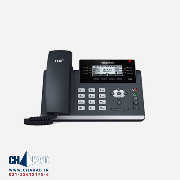 تلفن IP رومیزی Yealink مدل T42S