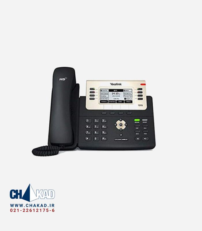 تلفن IP رومیزی Yealink مدل T27G