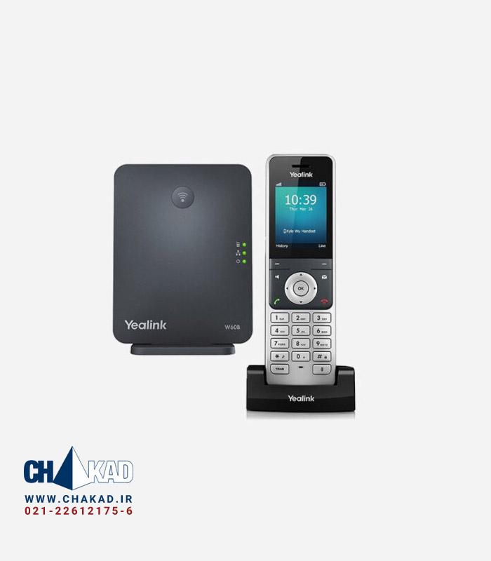 تلفن IP بی سیم Yealinkمدل W60P