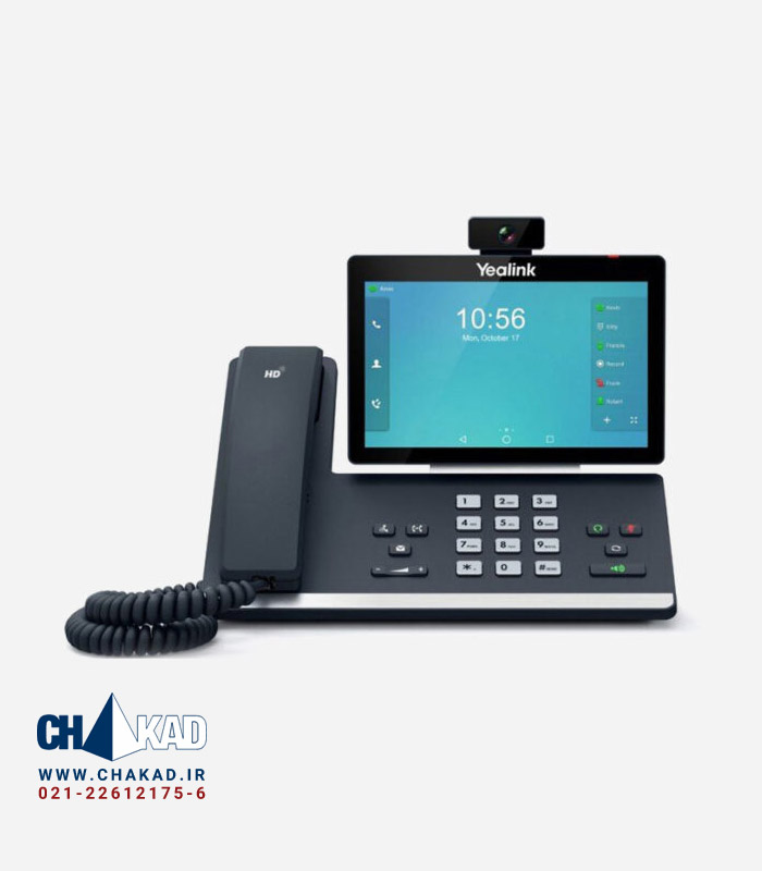 تلفن IP رومیزی Yealink مدل T58V/A