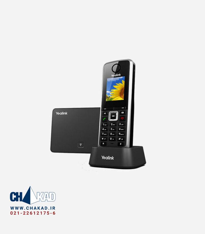 تلفن IP بی سیم Yealink مدل W52P