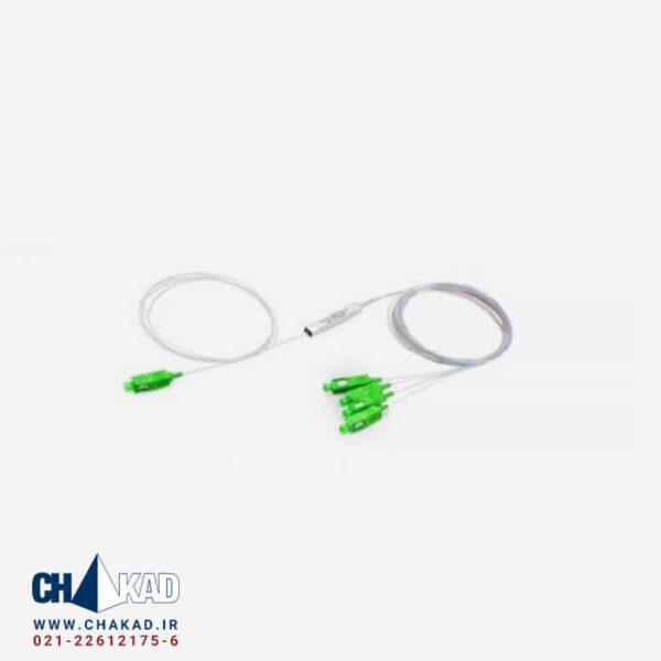 اسپلیتر فیبر نوری 1 به 4 قلمی APC
