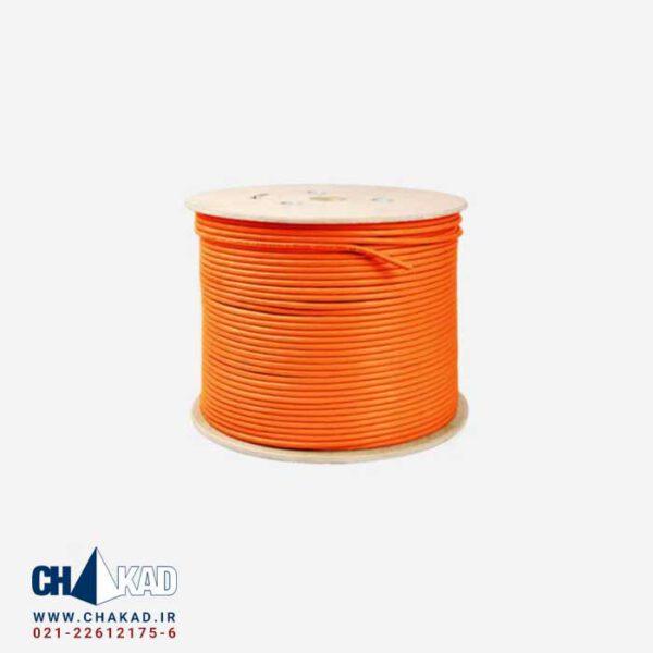 کابل شبکه Cat6 SFTP روکش PVC نگزنس
