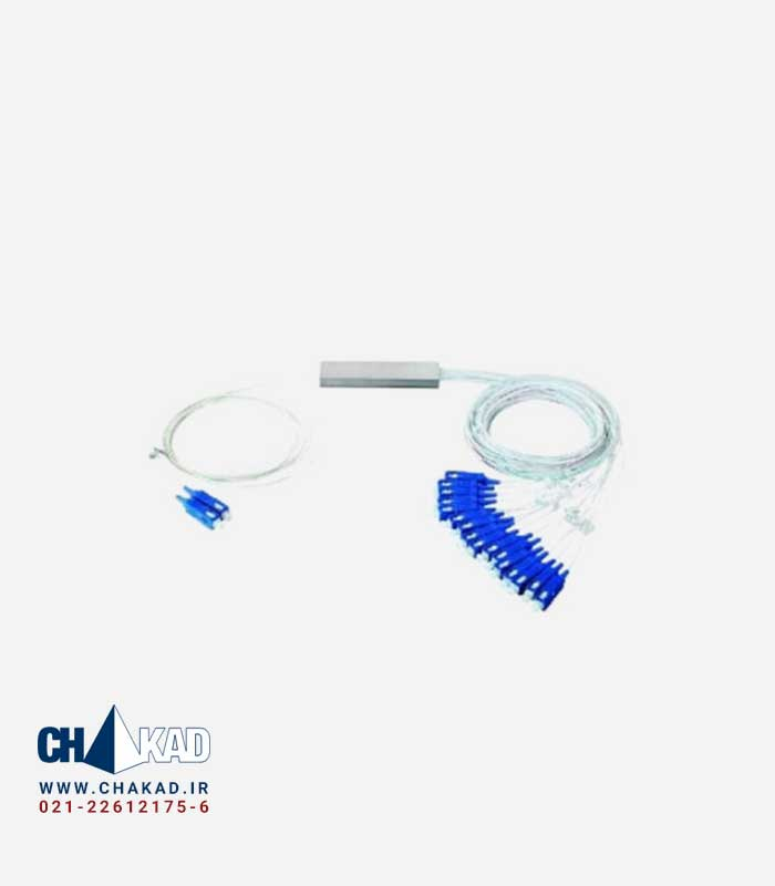 اسپلیتر فیبر نوری 1 به 16 قلمی UPC