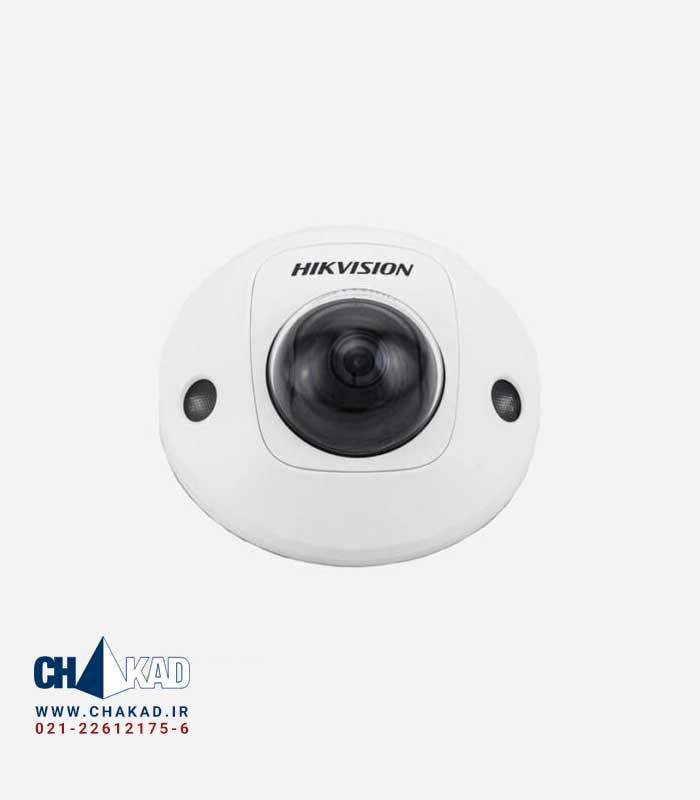 دوربین دام 4 مگاپیکسل هایک ویژن DS-2CD2543G0-IS