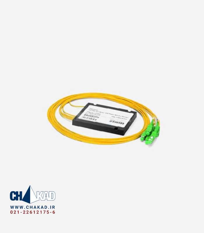 اسپلیتر فیبر نوری 1 به 4 کاستی APC