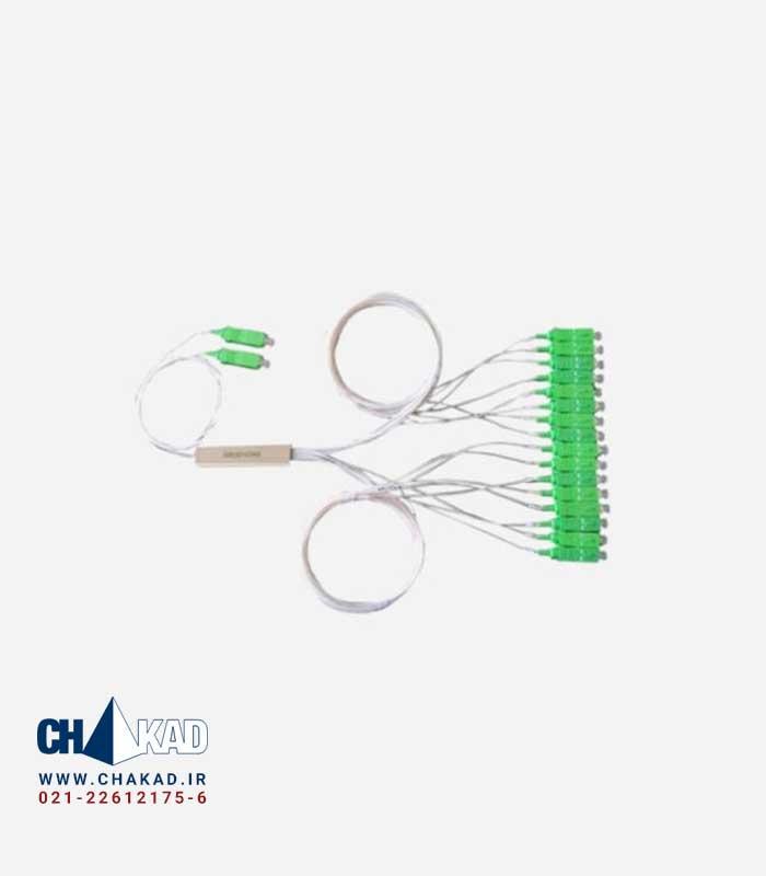 اسپلیتر فیبر نوری 2 به 16 قلمی APC