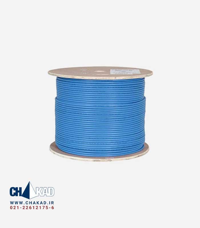 کابل شبکه Cat6 UTP روکش PVC نگزنس