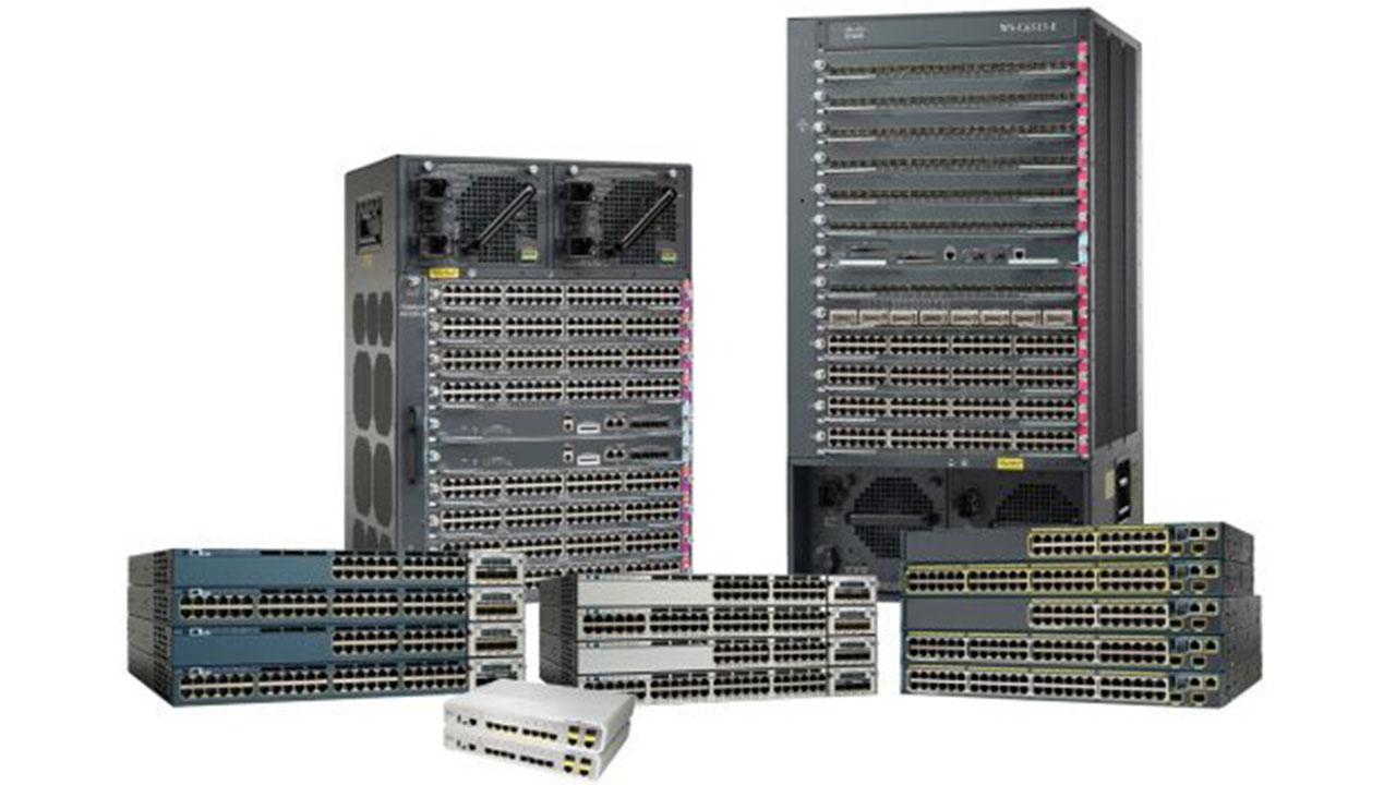 انواع سوئیچ های سیسکو (Cisco)