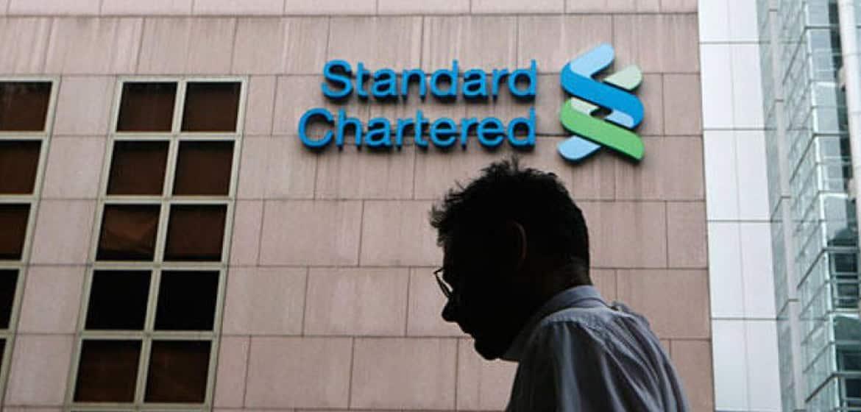 بانک استاندارد چارتر انگلیس