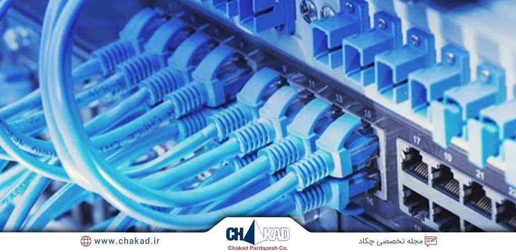 پچ پنل شبکه چیست و چه کاربردی دارد؟